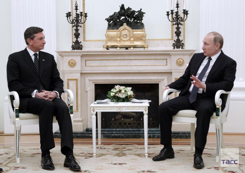 Порошенко поблагодарил президента Словении Пахора за поддержку суверенитета и территориальной целостности Украины - Цензор.НЕТ 9207