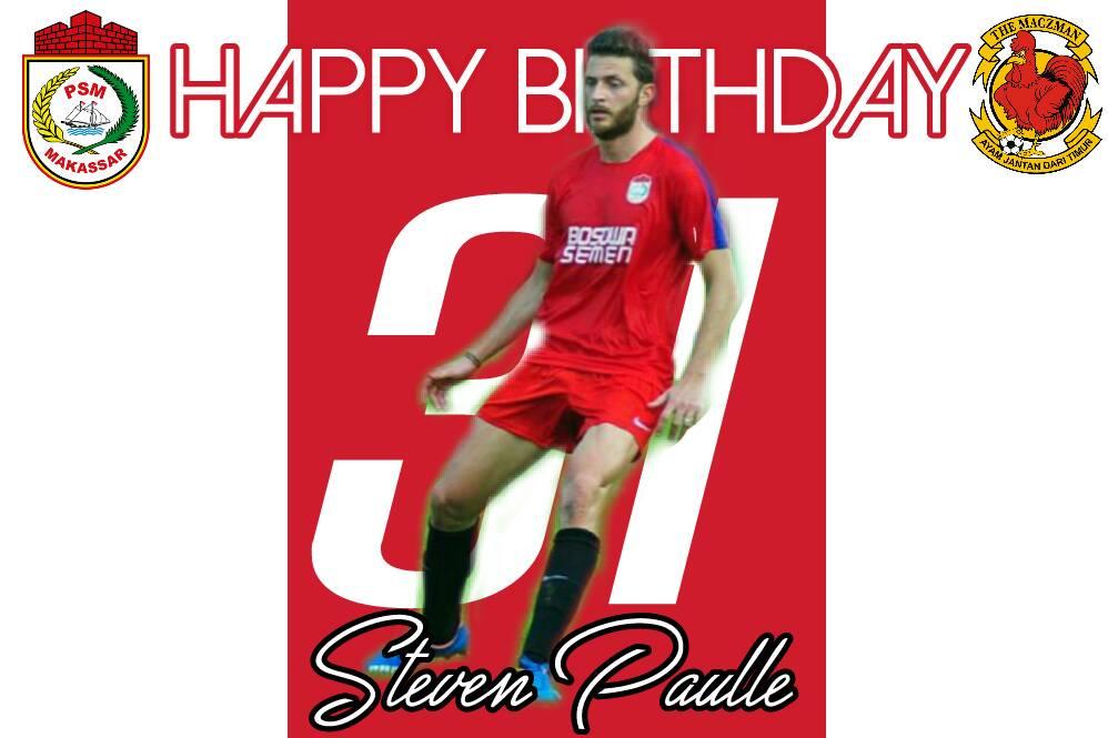 The Macz Man On Twitter Happy Birthday Steven Paulle Ewako