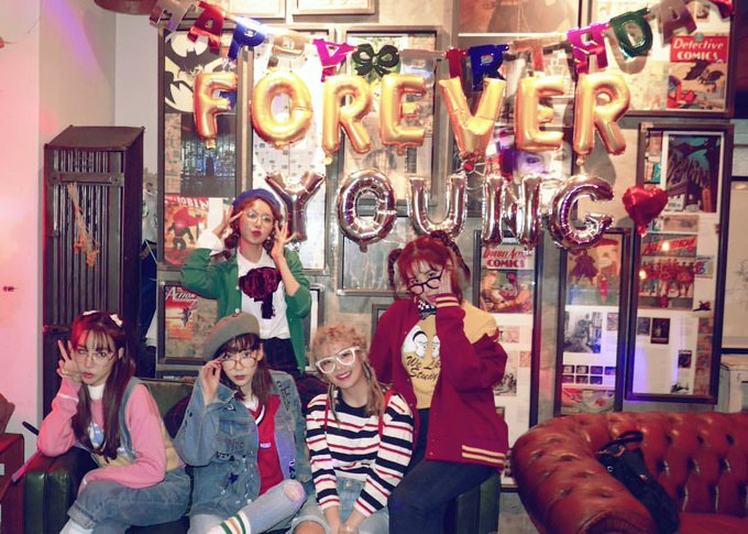 Before the day ends, happy birthday Choi Sooyoung. You da bomb.