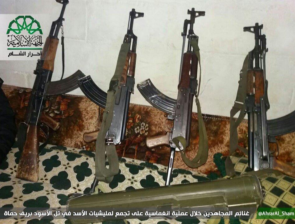 """اخر الاخبار والمستجدات جمعة """" مع الغوطة  """" 10-2-2017 C4THj_cWEAAexIi"""