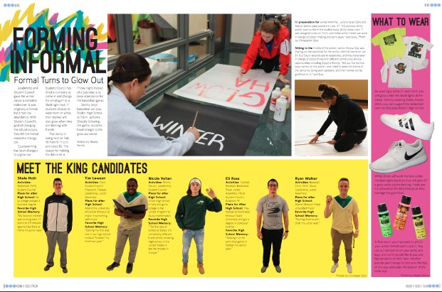 Check out the latest issue of the award winning @StaleyNews Talon.   https://t.co/wQwfQDstF7 https://t.co/3HMciZu511