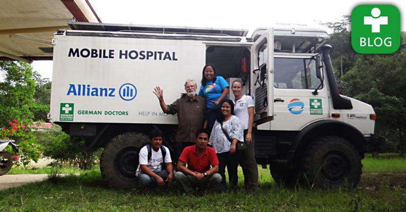 Hilfe für das Hinterland von #Mindanao. @germandoctors-Ärztin Julia Kuen bloggt über ihren Einsatz mit dem Unimog: https://t.co/CJ7LNMMM0d https://t.co/AFEWwpF12u