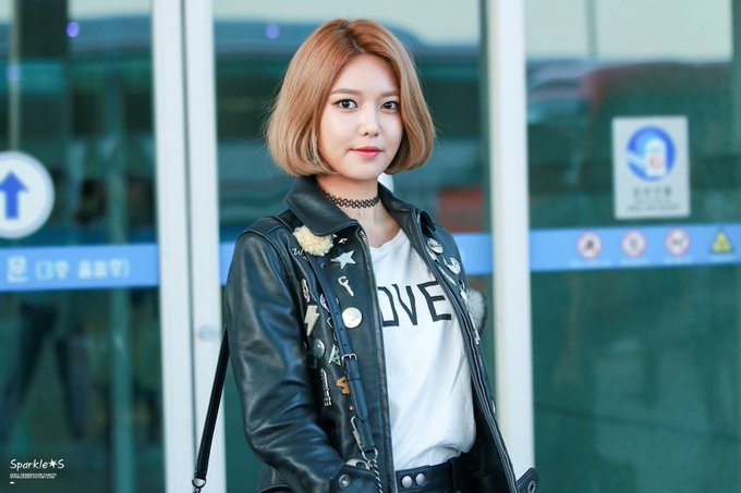 Wishing Choi Sooyoung a very happy and blessed birthday, and for many wonderful days ahead
