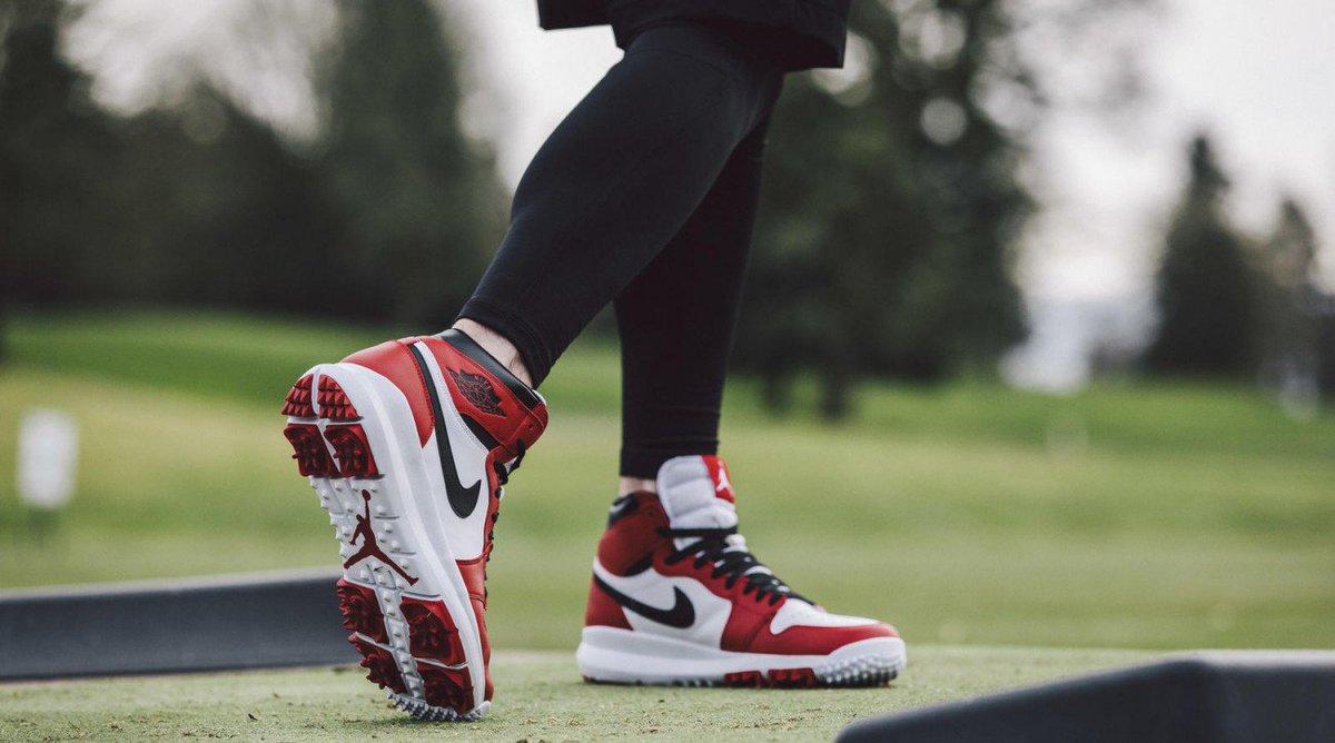 The limited edition Nike Air Jordan I