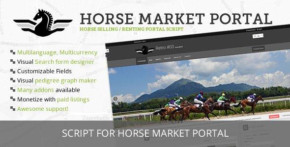 HorsePortal hashtag on Twitter