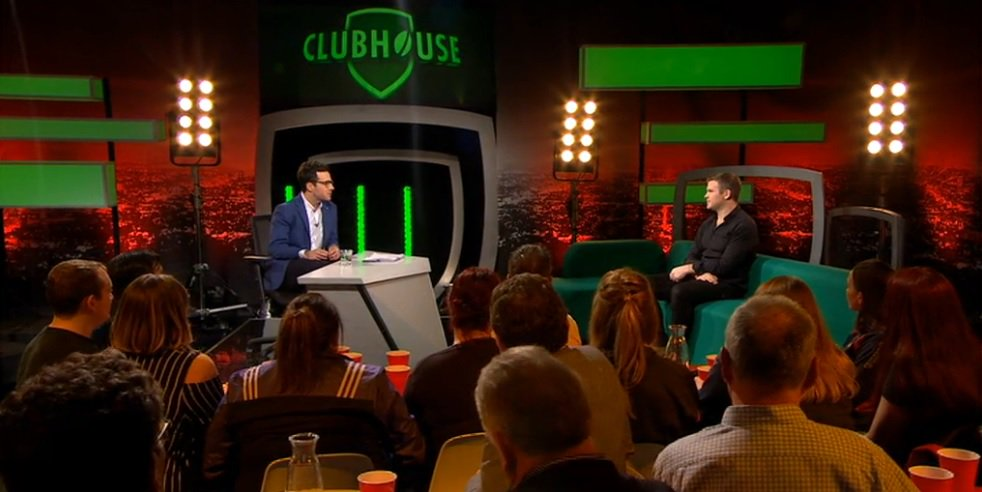 Tonight @lukefitz11 &amp; @AndyGoode10 join @MolloyJoe in studio for chat and laughs on all things #Rugby. #Clubhouse tonight at 10.30pm on TV3. <br>http://pic.twitter.com/bD18GJmE4B