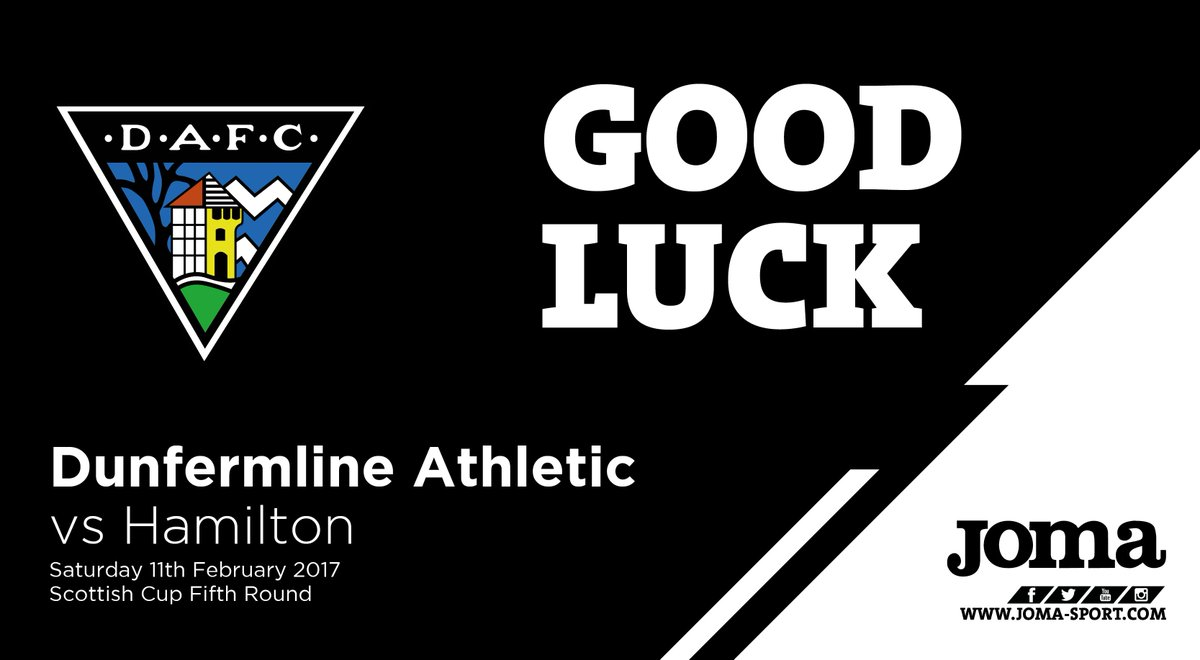 Good luck @officialdafc for your Scottish Cup fifth round match agains...