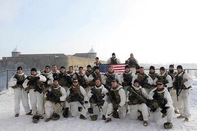 Мы будем поддерживать Украину и готовы стоять насмерть до последнего солдата, защищая страны НАТО, - британский генерал Ширрефф - Цензор.НЕТ 4614