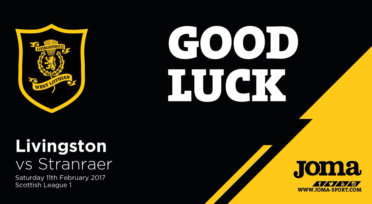 Good luck @LiviFCOfficial for your Scottish League 1 match against Str...