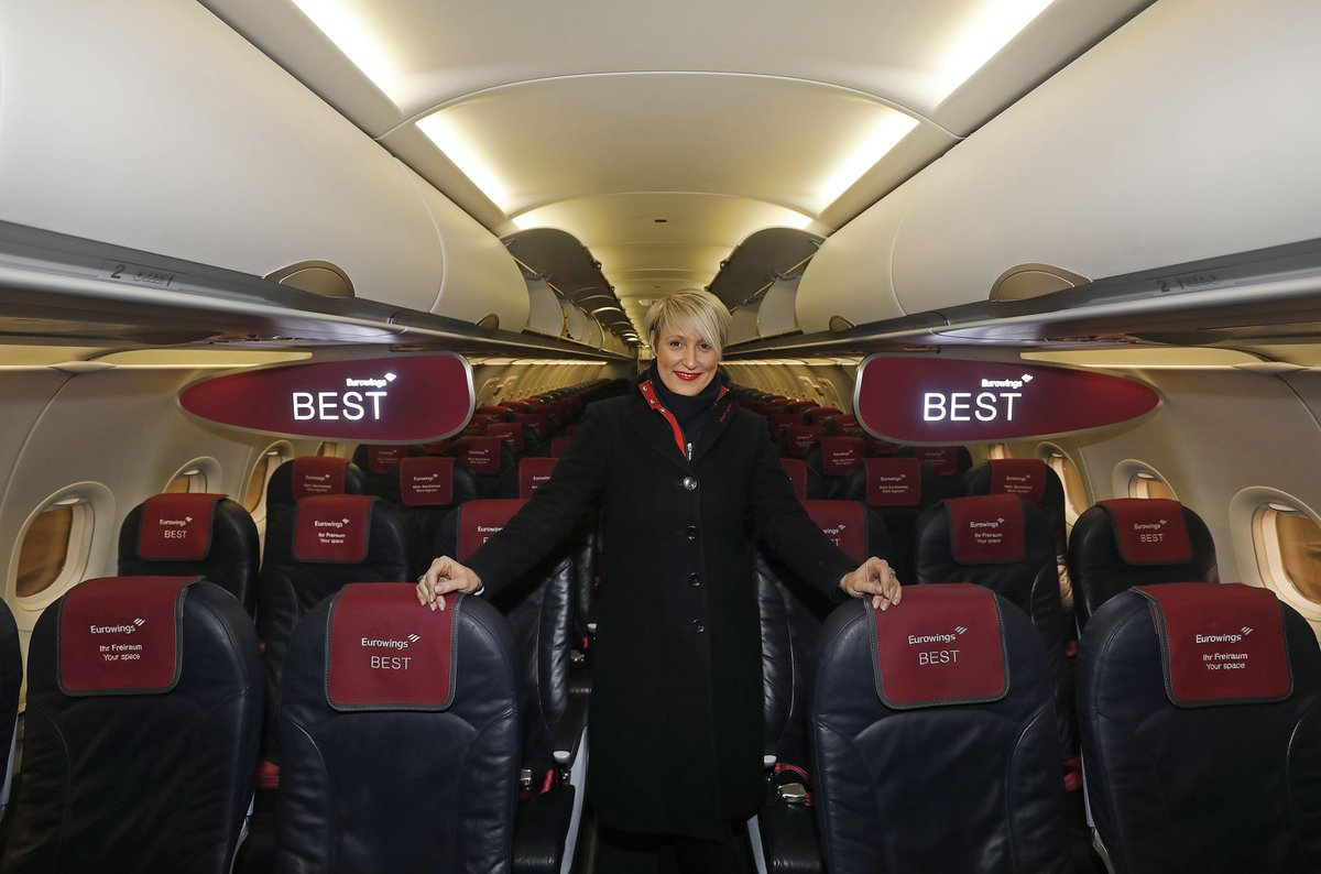 Eurowings On Twitter Welcome At Airberlin This Morning Three