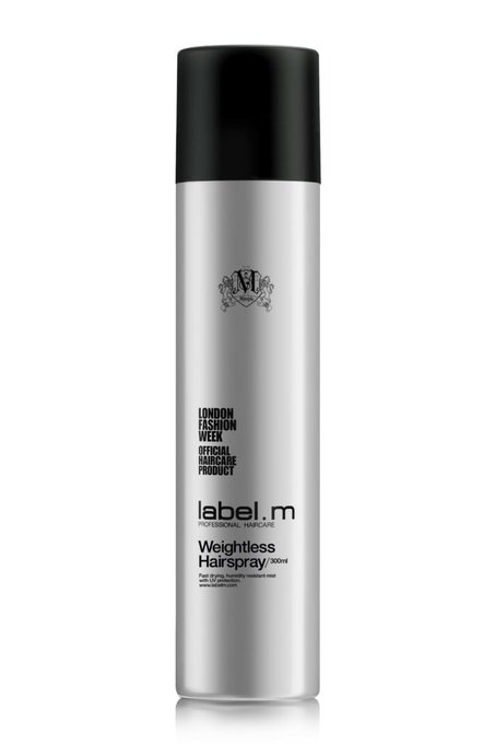 label.m launches Weightless Hairspray
