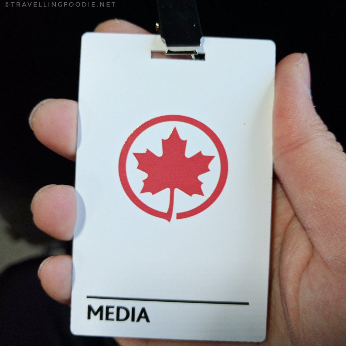 Travelling Foodie attends Air Canada Media Event