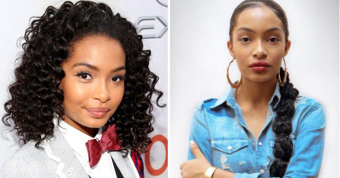 The Beauty Evolution of Yara Shahidi: From Adorable Child Actress to TV's Number One Sweetheart