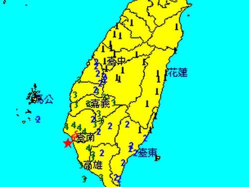 台湾南部・台南で震度6  余震相次ぐ | 社会 | 中央社フォーカス台湾 japan.cna.com…