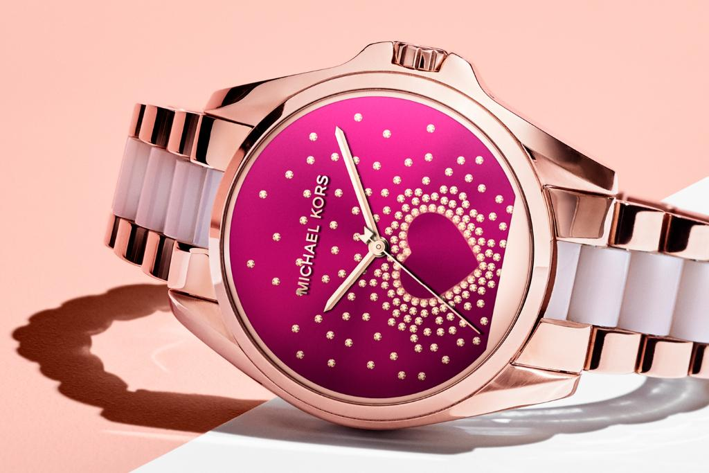 Michael Kors On Twitter Time For Love Our Michael Kors Access