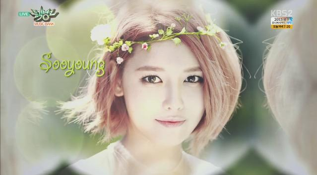 To my forever lovely SNSD bias Happy birthday Choi Sooyoung