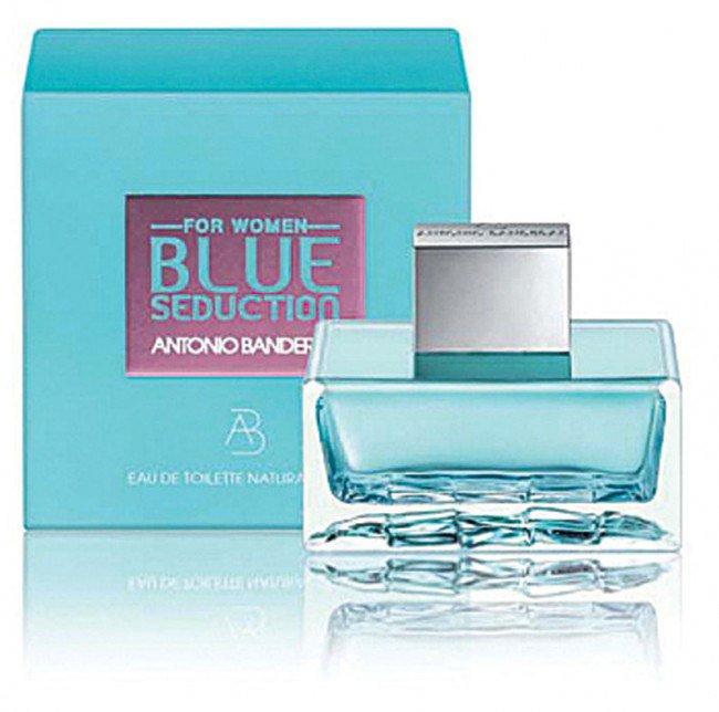 antonio banderas blue seduction туалетная вода для мужчин 100 мл