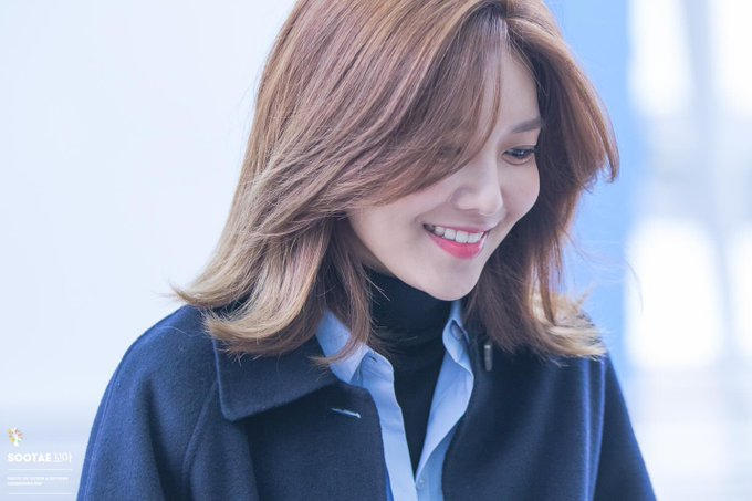 Happy 28th birthday, Choi Sooyoung Wish you always have a happy life  Come back soon, girl :)