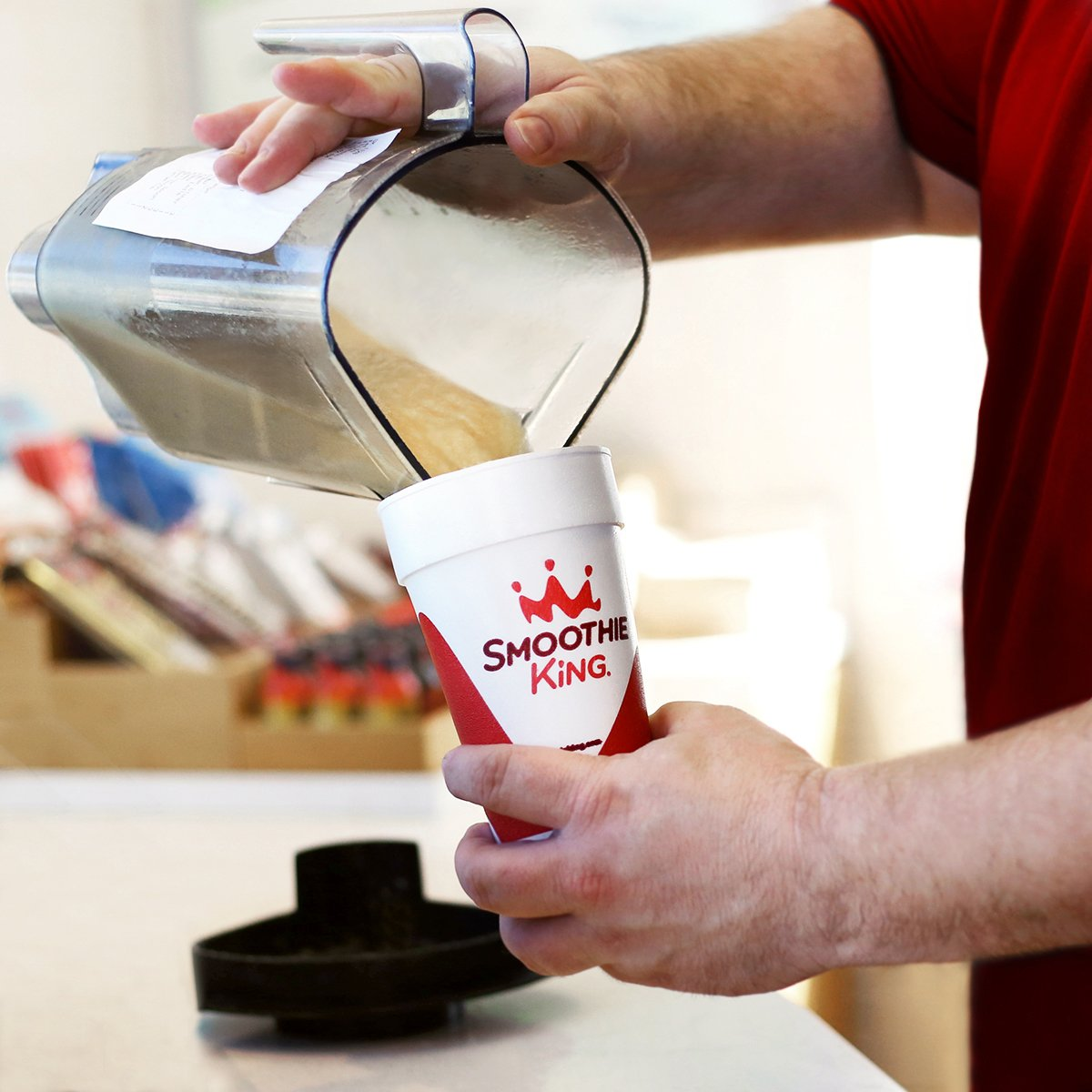 smoothie king smoothie franchises recipe