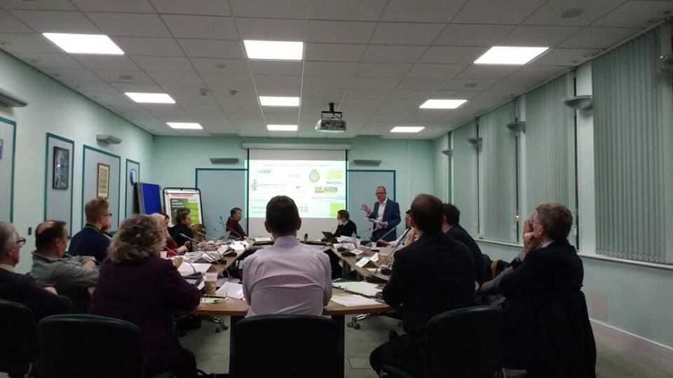#ExeterBoard discusses cycling in thecity https://t.co/Y8b6INipX0 https://t.co/aK6msYYHyO