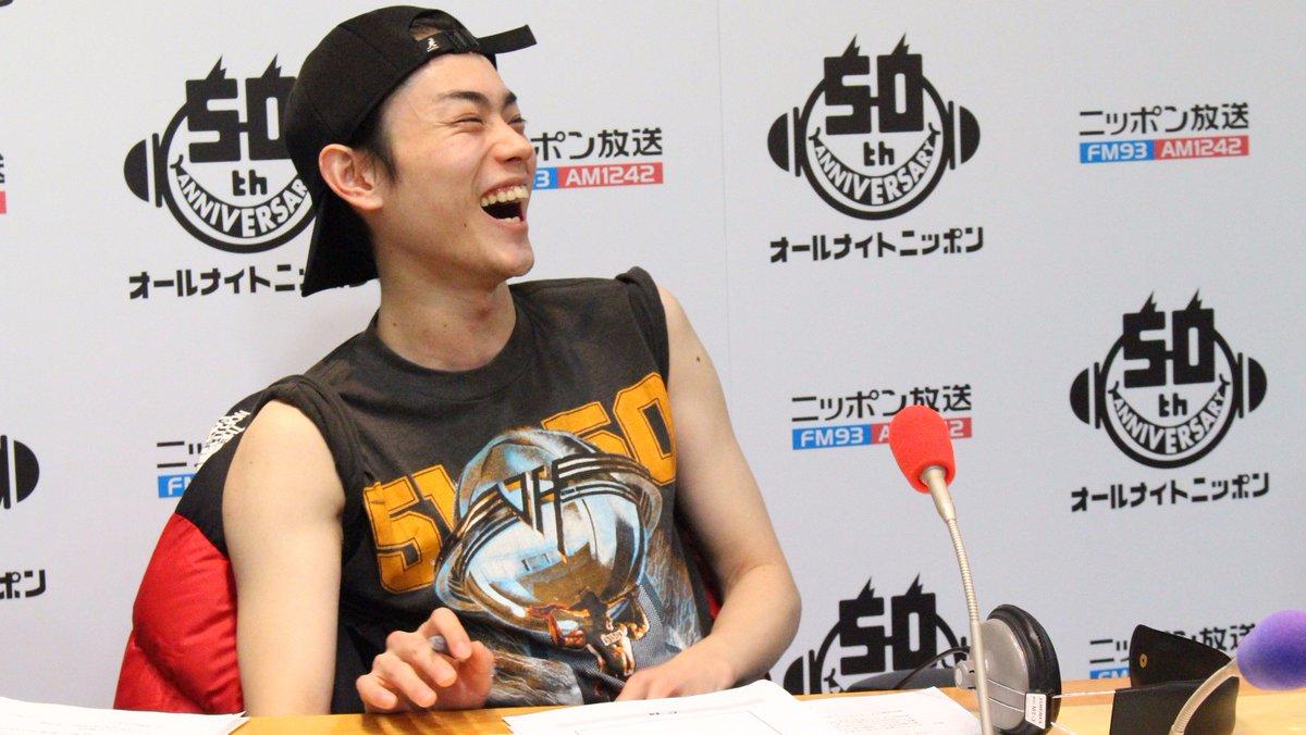 菅田将暉、初のオールナイトニッポン生放送に12000通のメール!「まだ喋りたい!帰りたくないです!」…