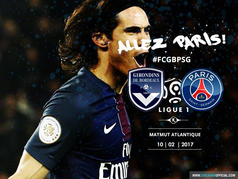 ALLEZ PARIS! #FCGBPSG https://t.co/RK2S4b51su