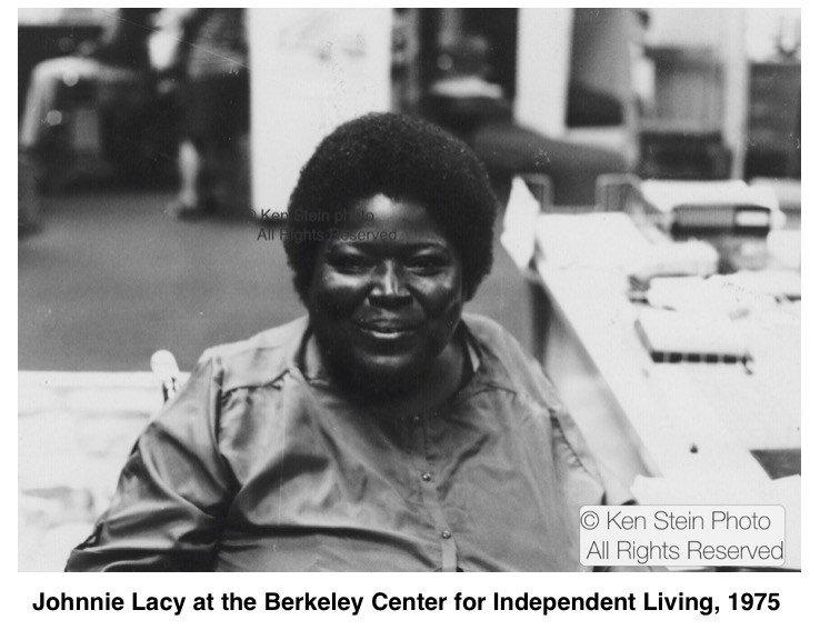 Black History Month 2017:  Johnnie Lacy, Defiantly Black & Disabled https://t.co/qQbYSbvTMs https://t.co/9qvGKAReTq