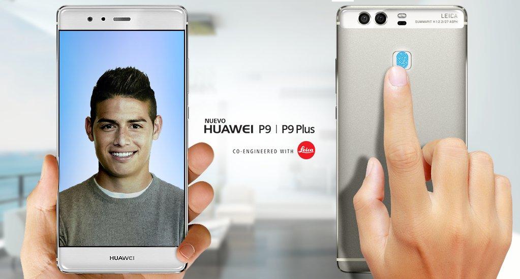 Seguridad! #HuaweiP9 y su huella digital, ¡solo yo lo puedo desbloquea...