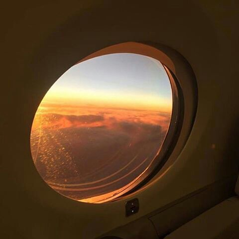 #Good #Morning, #above the #Clouds it&#39;s #Sunny. But below it&#39;s #OverCast #SouthBay #California  #gulfstreamaero <br>http://pic.twitter.com/SyWBOLF1MS