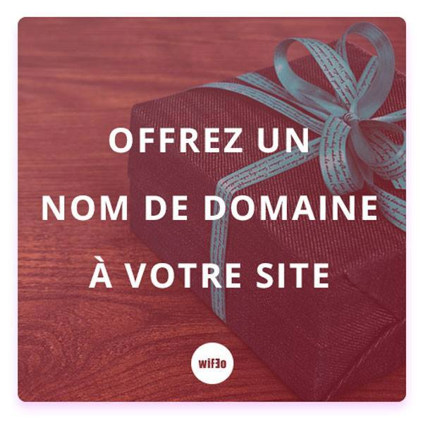 En 2017 offrez un nom de domaine à votre site     http://www. wifeo.com/blog/10-consei ls-pour-bien-choisir-votre-nom-de-domaine-ndd-35.php &nbsp; …  #nomdedomaine #ndd #creerunsite #voeux2017 #cadeaux #site<br>http://pic.twitter.com/Q1CMfEEIbp
