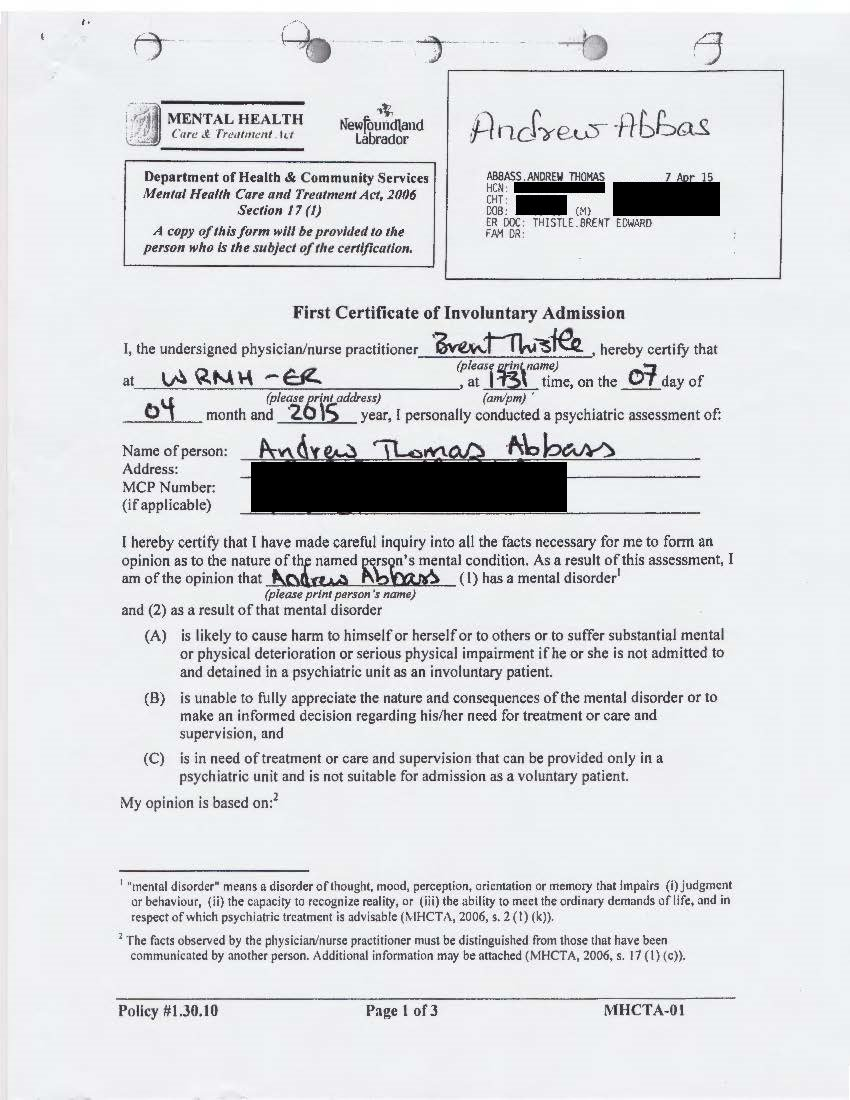Andrew Abbass On Twitter The Certification Papers From My