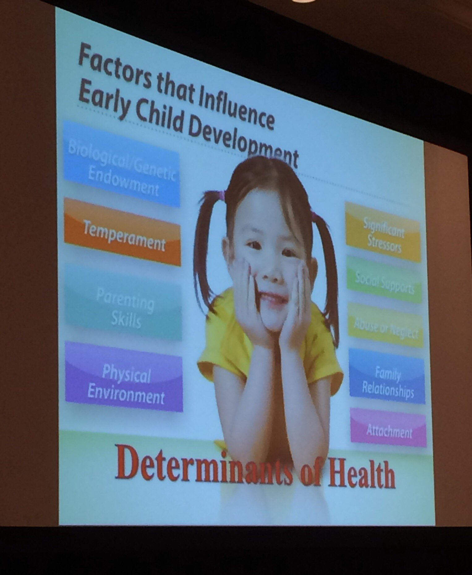 Social determinants of health are much more important than genetics says Dr. Paul Roumeliotis #wellness #success #BSRC2017 https://t.co/uPAXPAS3Zm
