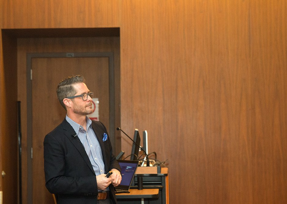 Kudos to Purdue assistant vice provost Todd Wetzel @Convocations for an entertaining talk at today's Executive Forum! #KrannertForum https://t.co/MTaB8eoCBc