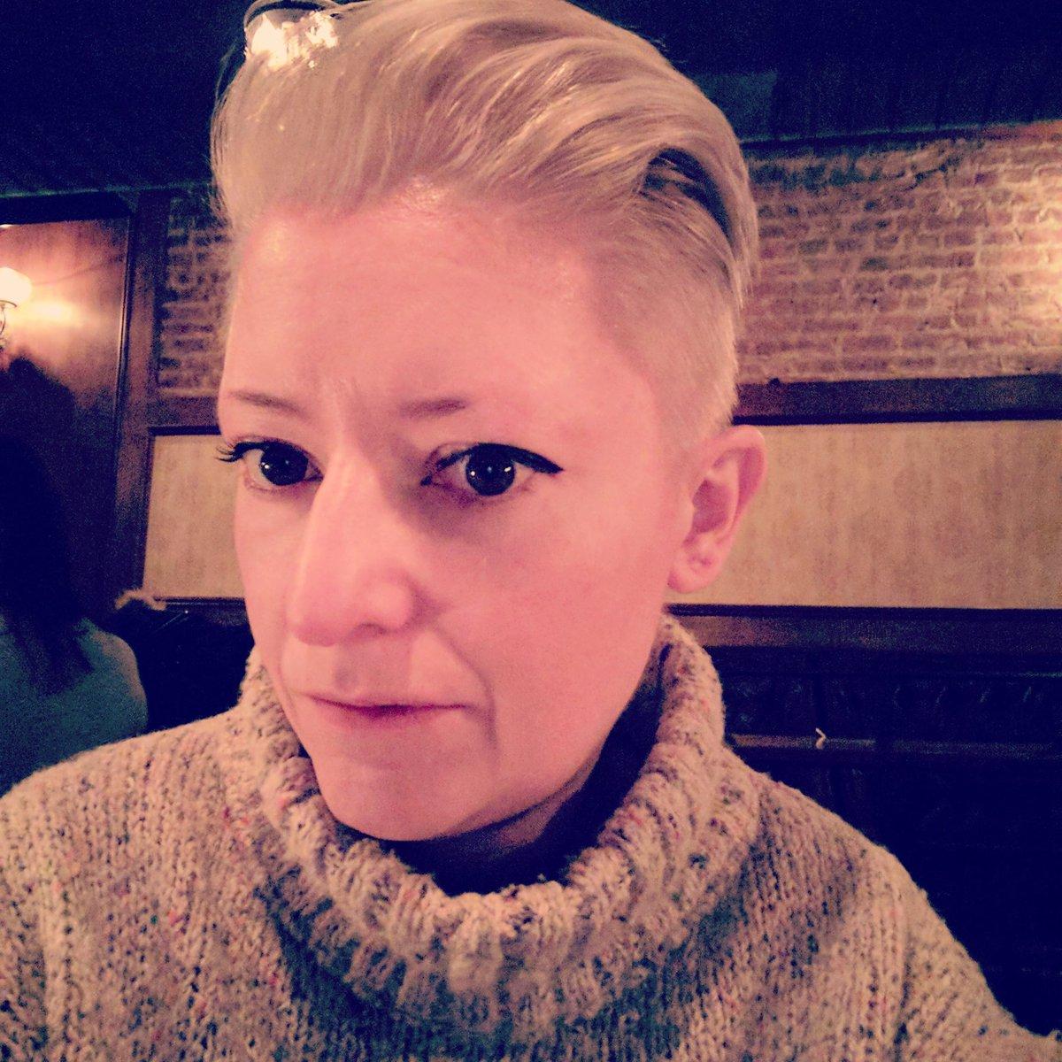 Elizabeth Spiers On Twitter Just Got A New David Lynch Ish Haircut