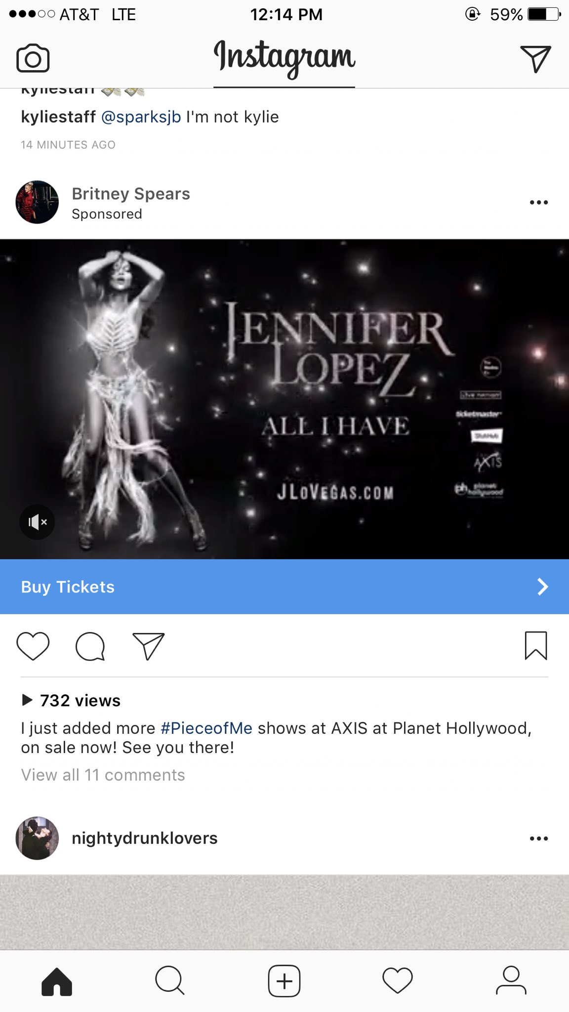 Instagram Ad for POM but its really J Who - Page 2 - The