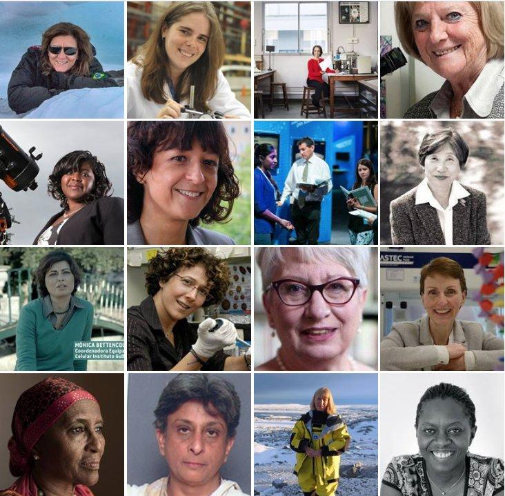 See our full #womenscienceday thread of all the wonderful #womeninstem...