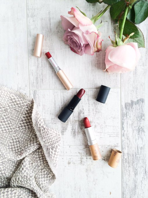 Eloise loves nature: Valentines day lipsticks
