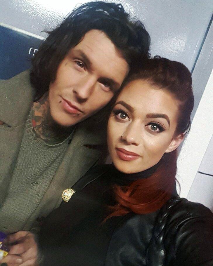 """Sketch Tattoo Fixers: Sketch Reppin Ink On Twitter: """"date Night At (wicked"""