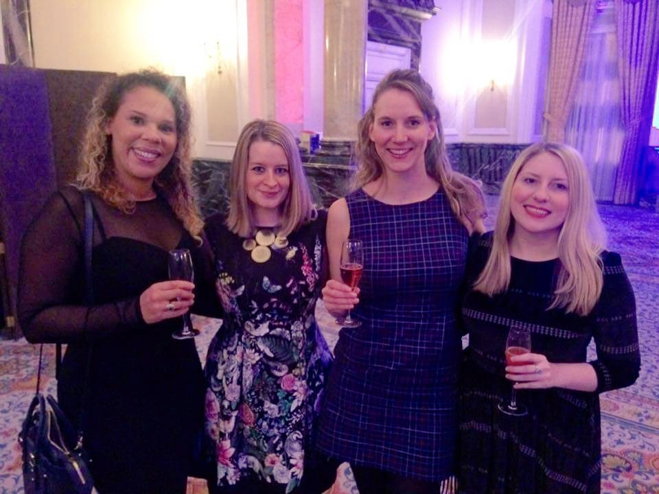 The VSL ladies @landmarklondon thank you for a fabulous evening #eventprofs https://t.co/twNVVZSwGS