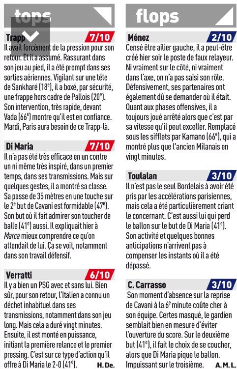 [Top/Flop] J.#Menez , J.#Toulalan et C.#Carrasso sont les  flops du match #FCGBPSG selon @lequipe ! #Girondins #Ligue1<br>http://pic.twitter.com/vyjx9cBtnN