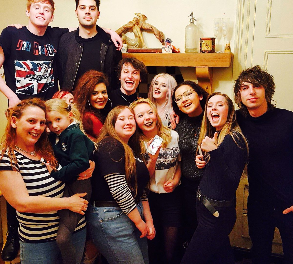 "trampolene on twitter: ""angie's house party doncaster 10/22017 best"
