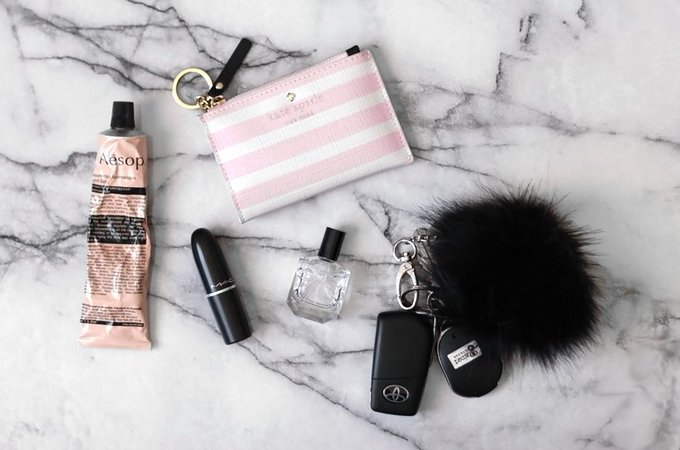My Handbag Beauty Essentials