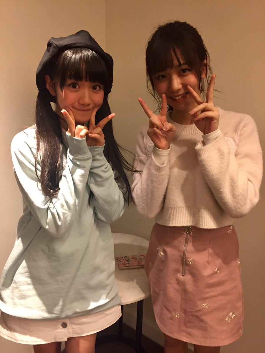 Juice=Juiceの皆さんと 宮崎由加さんと撮らせて頂きました⭐  宮崎さんは唯一同じ石川県出身…