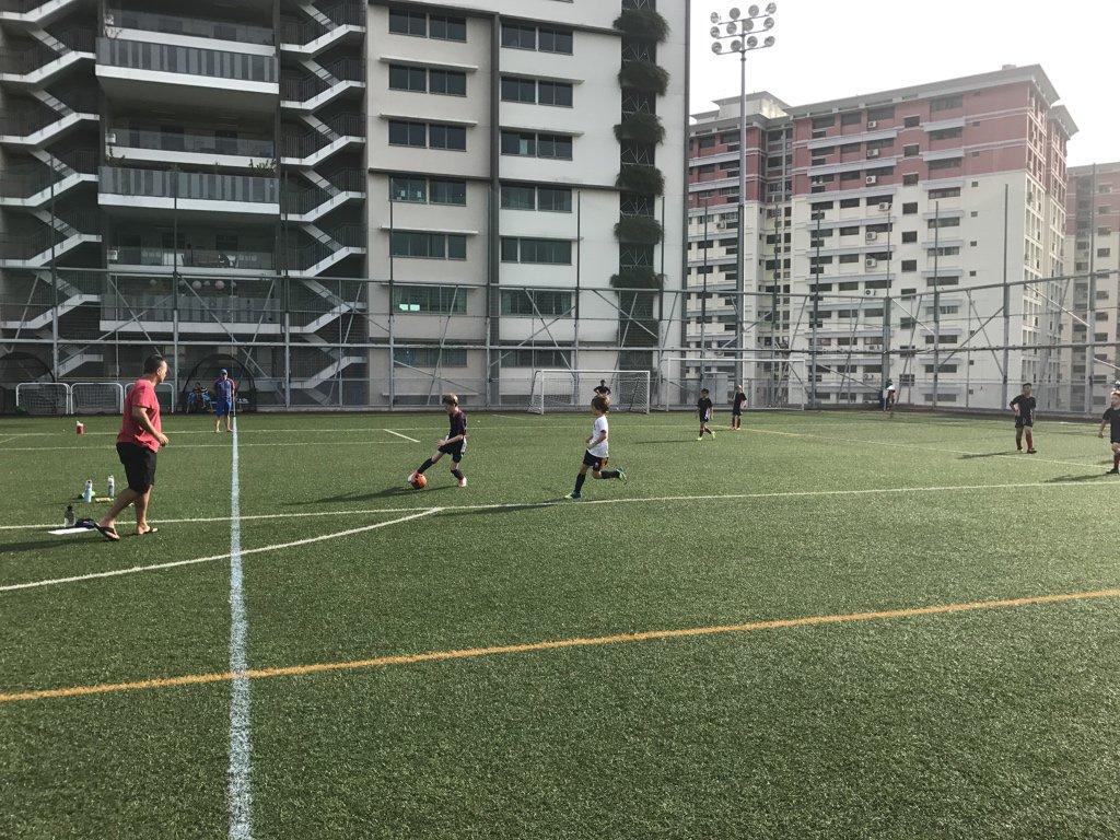 ACSIS U11 Soccer Finals ⚽️ @ISSsingapore 2-0 @TanglinTrust  🥅 Jake (2) #isspride https://t.co/OePLsDEeYJ