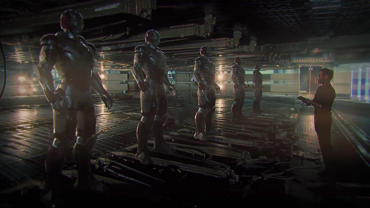 Infinity War - Concept Art