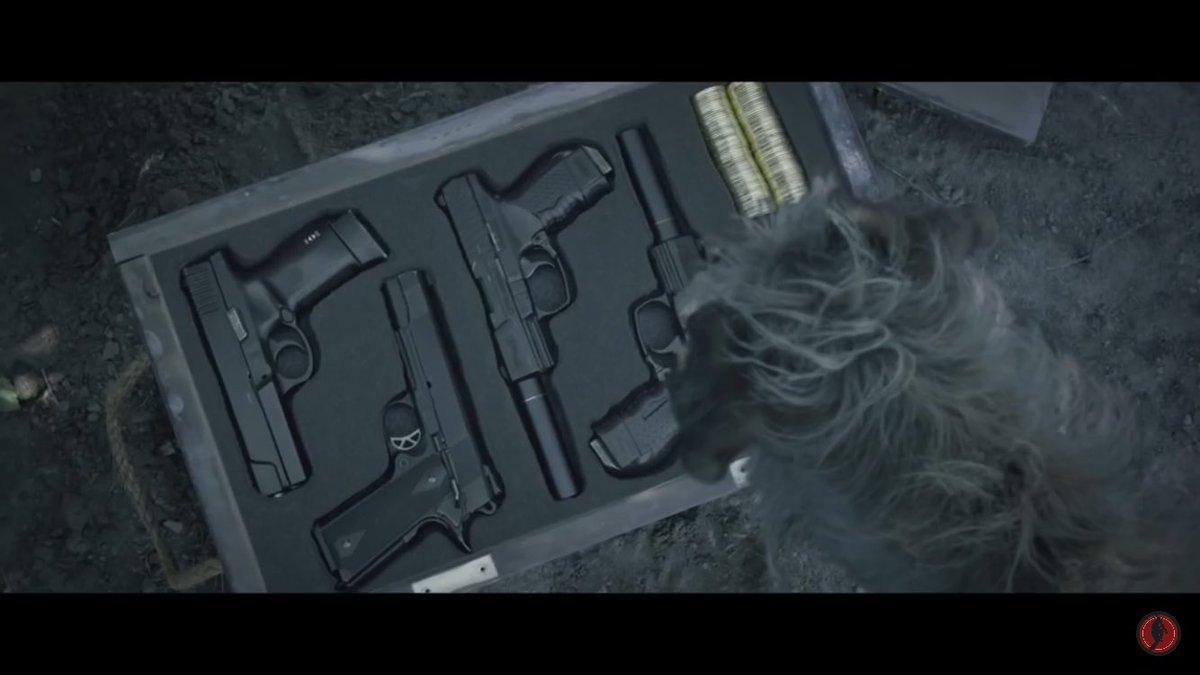 飼い主を殺された犬が復讐のため銃を口に取る!!『ドッグ・ウィック』youtu.be/iGpZ9xaQ…
