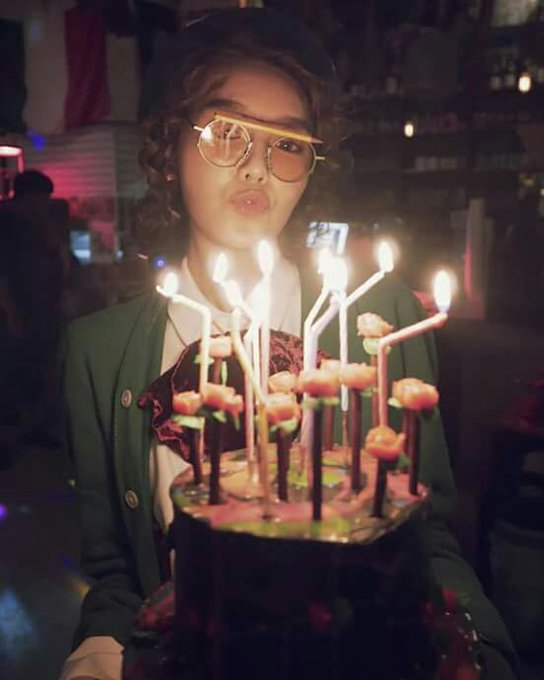 Belated Happy Birthday To Choi Sooyoung Saranghaeee