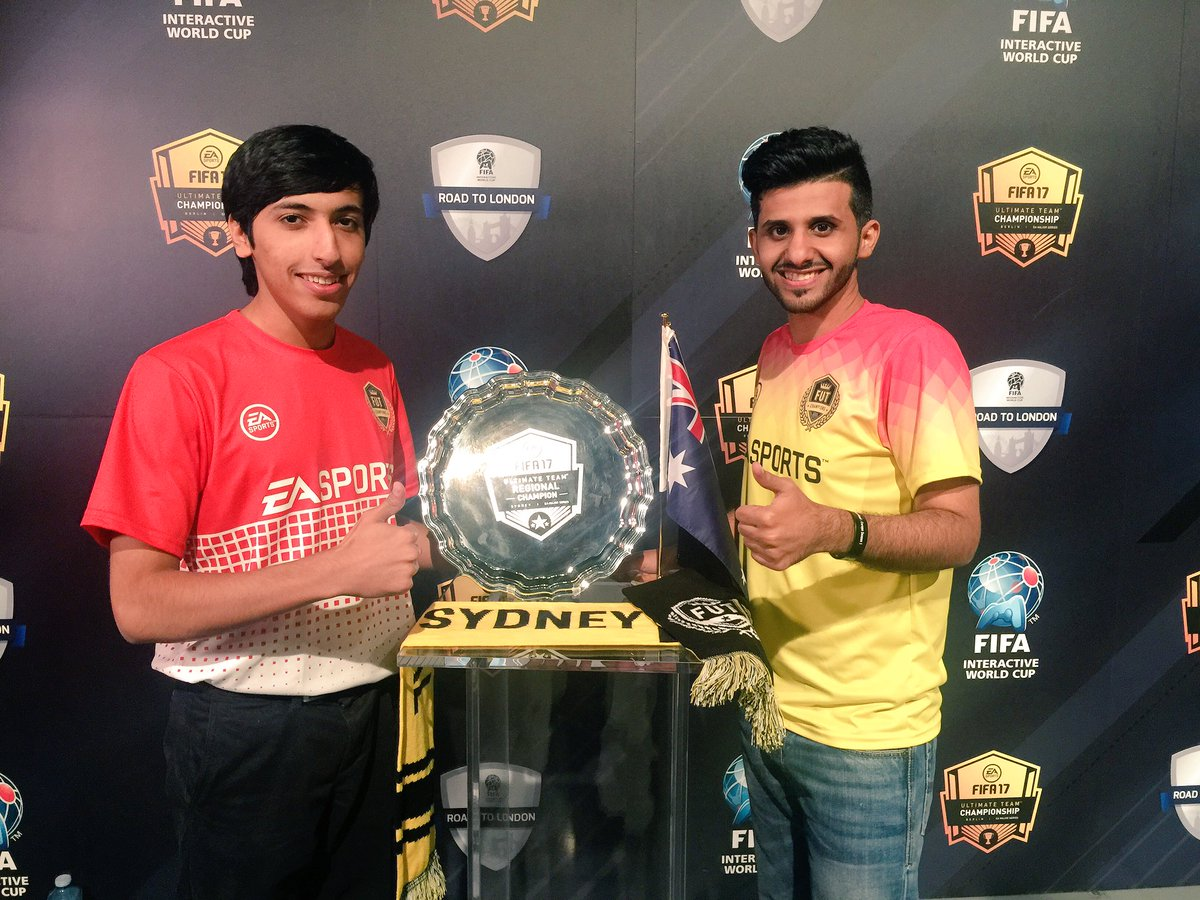 FIFA 17 Championship Series - Sydney Regional Final Resume
