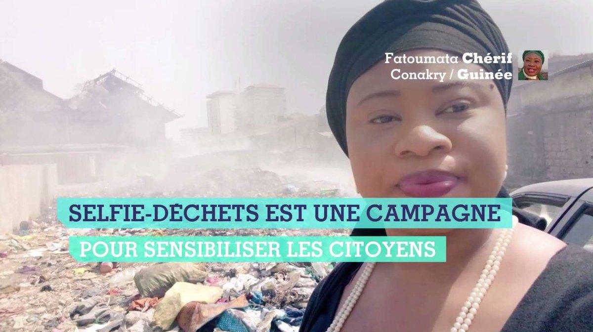 Ambiente. Africa, selfie contro i rifiuti