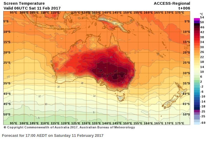 @UNFCCC @WMO 3rd party map used, Not official @BOM_au map and colour. Current map attached shows Max in 46-50C range https://t.co/ErHaN2TOAo https://t.co/Hy5vY7K9Xe